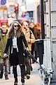 Cara-dog-ysl cara delevingne brings pup on shoppings trip 05
