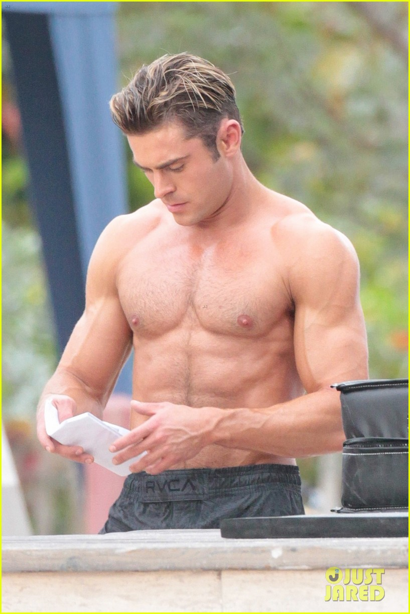 Zac Efron Is The Hotte...