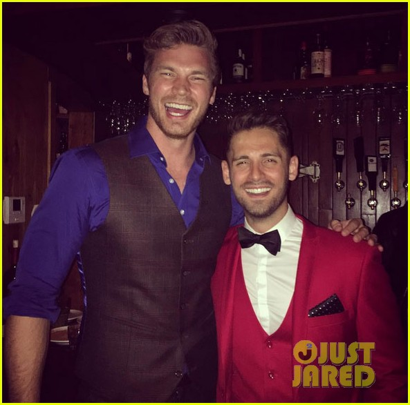 baby daddy wrap party photos 01