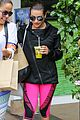 Lea-cycle lea michele hits up soulcycle after news of dating robert buckley 04