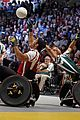 Shawn-derek shawn johnson derek hough wheelchair rugby invictus games celeb match 21