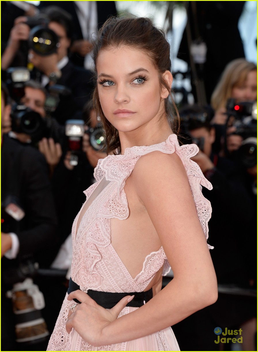 Lucky blue smith joins barbara palvin at 39 julieta 39 cannes premiere photo 972120 photo - Barbara palvin red carpet ...