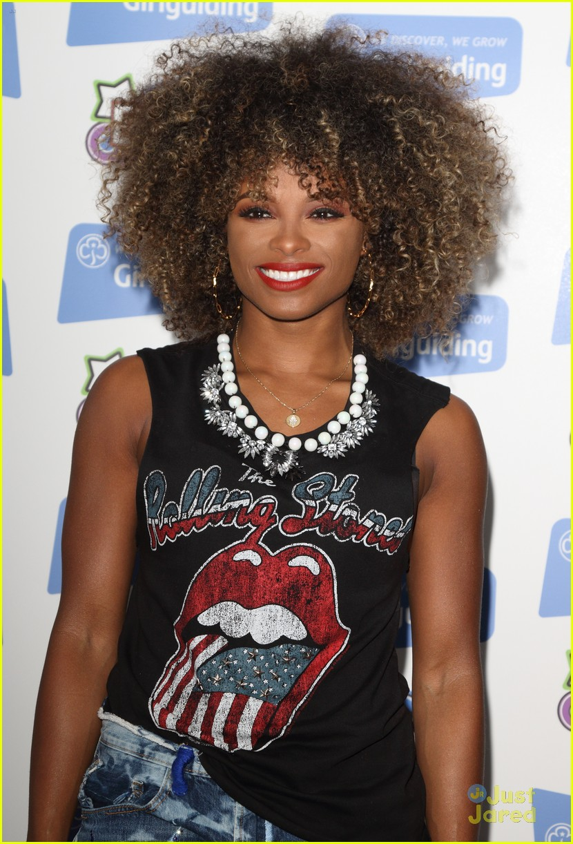 fleur east girlguiding concert new music talk 09