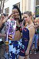 Queens-comic keke palmer taylor lautner scream queens cast comic con 34
