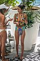 Vic-pool victoria justice colorful swimsuit pool miami 02
