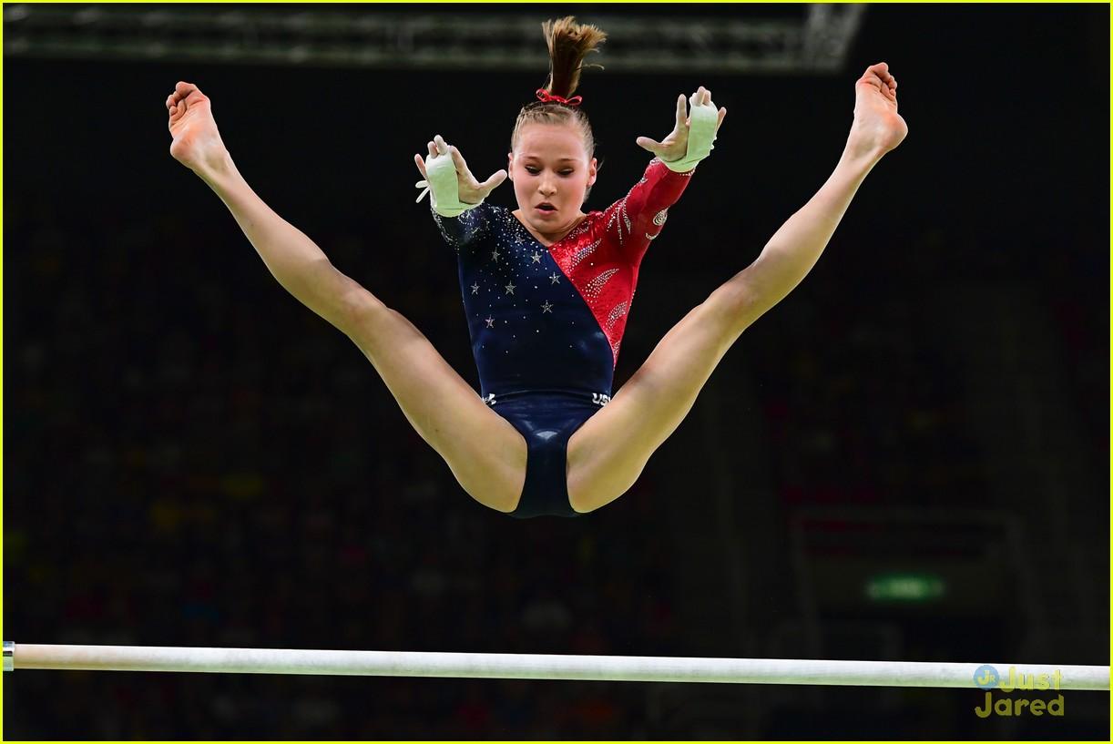 all around gymnastics meet 2016 mustang