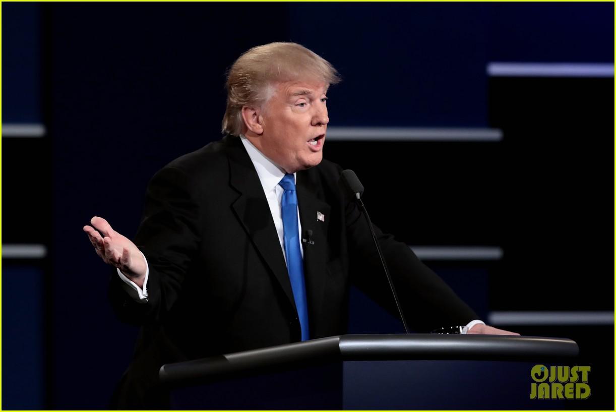 celebs tweet presidential debate 07