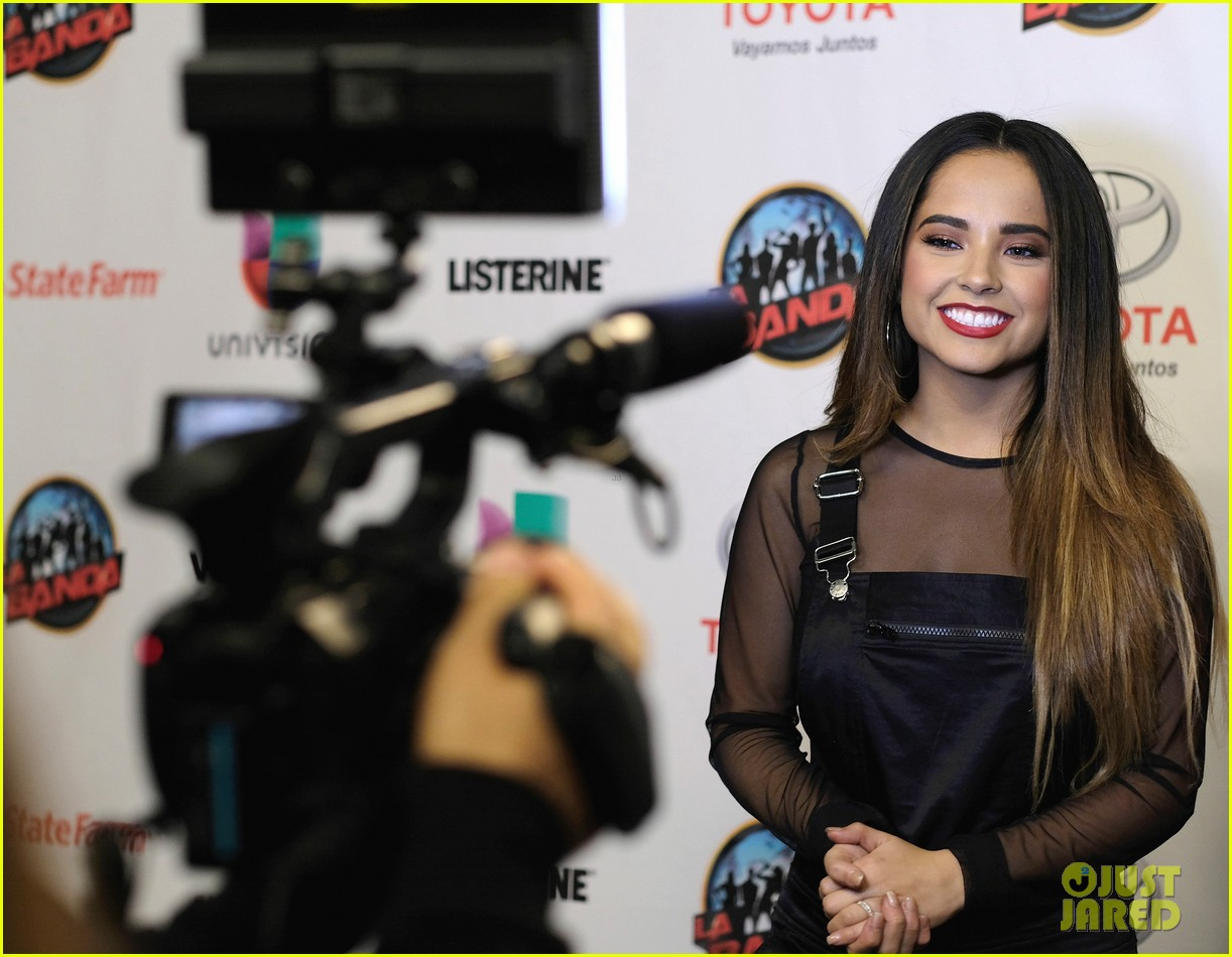 Becky G Performs Live on 'La Banda' - Watch Now! | Photo 1045598 - Photo Gallery | Just Jared Jr.
