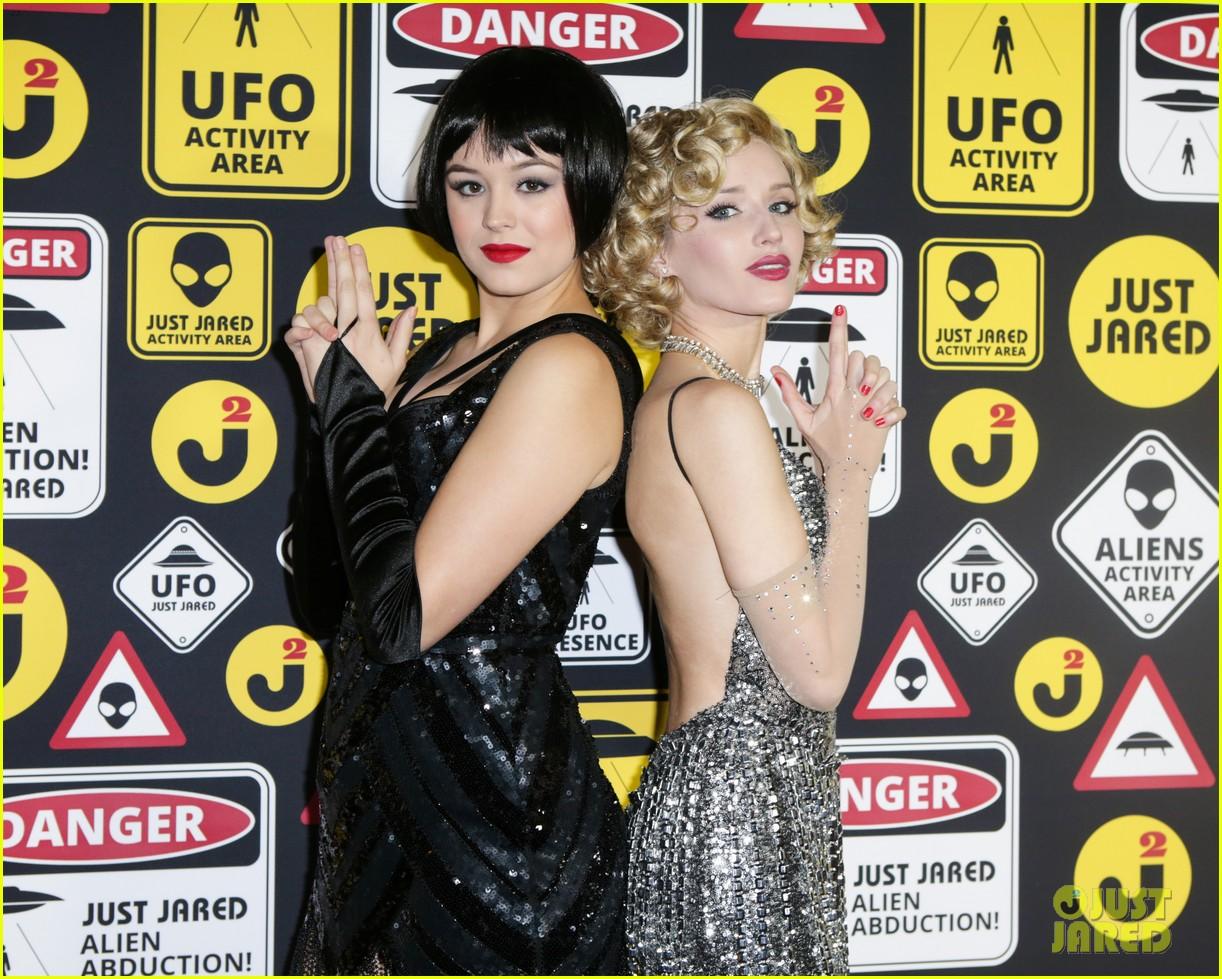 Victoria Justice & Keke Palmer Both Bring Fierce Looks to ...