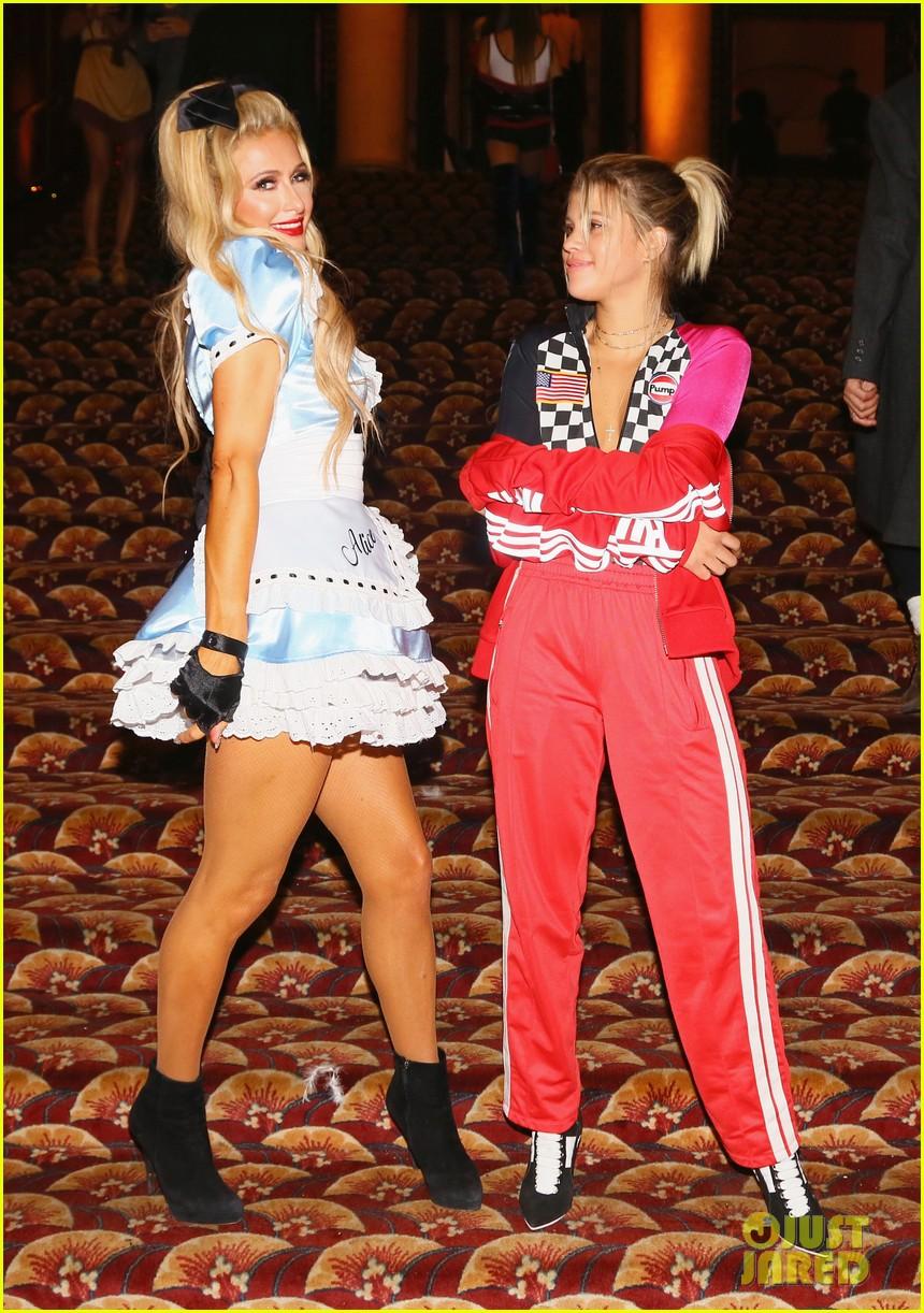 Sofia Richie & Josh Hutcherson Attend 'treats! Magazine' Halloween ...