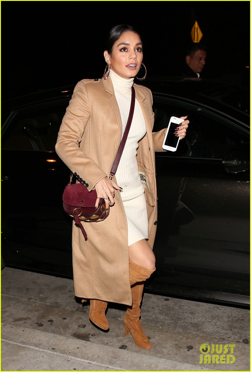 vanessa hudgens austin butler step out for date night 06