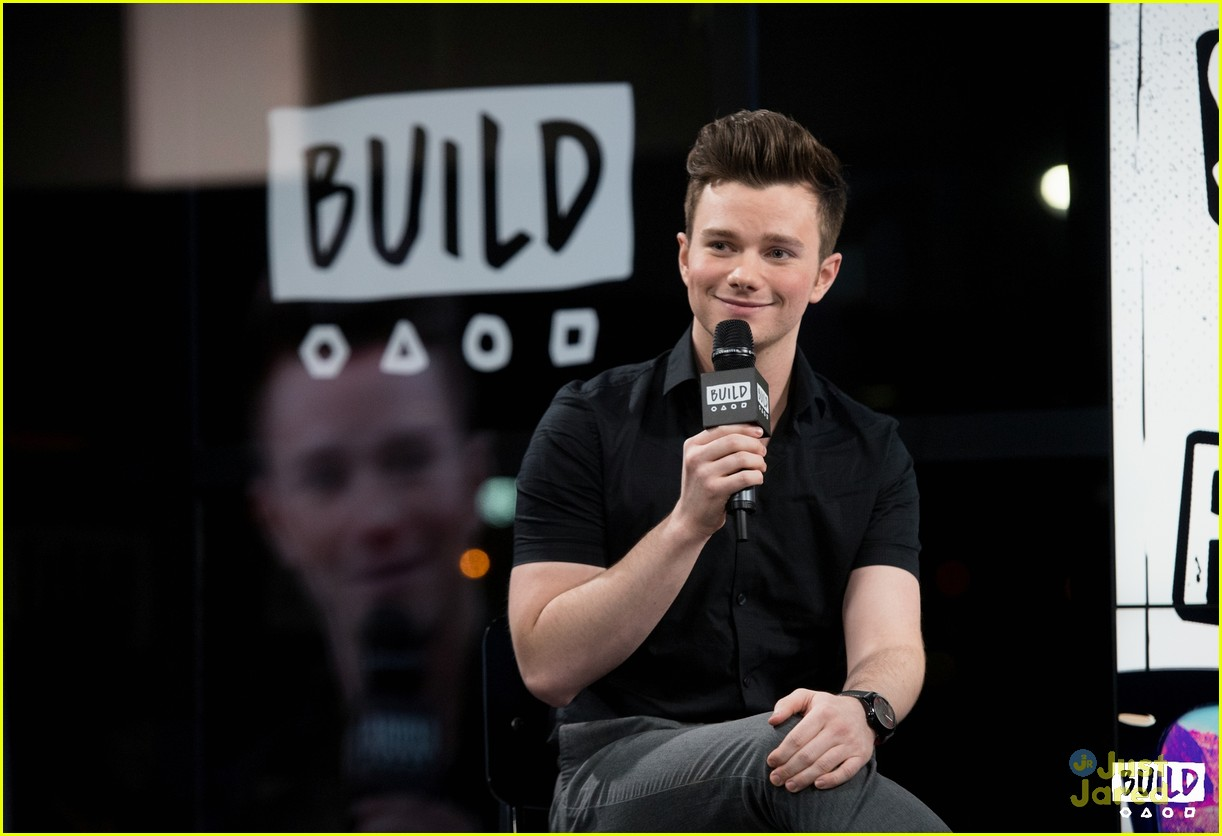 chris colfer new book build series 03
