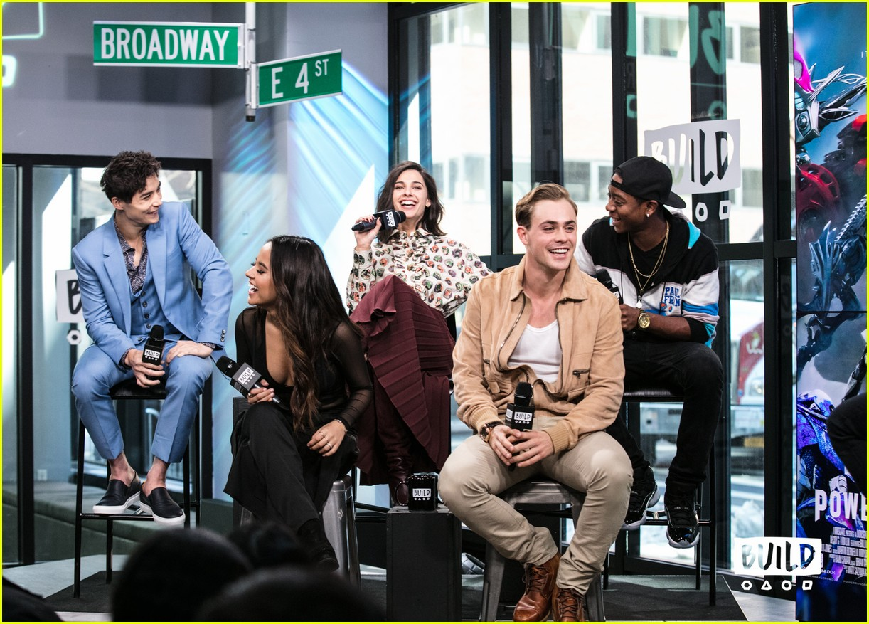 power rangers aol build nyc 11