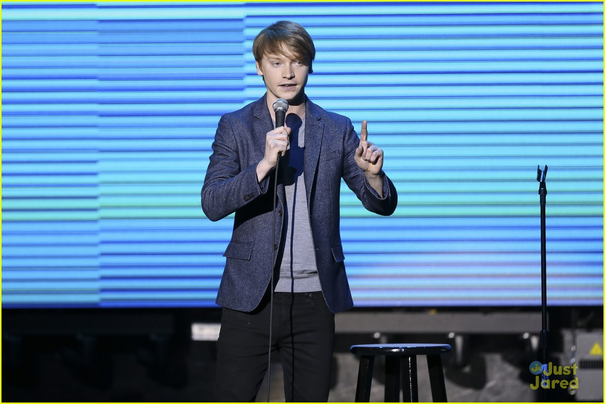 calum worthy keep clean water event 06