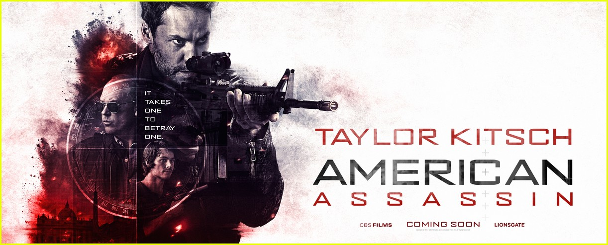 dylan obrien american assassin character poster 05