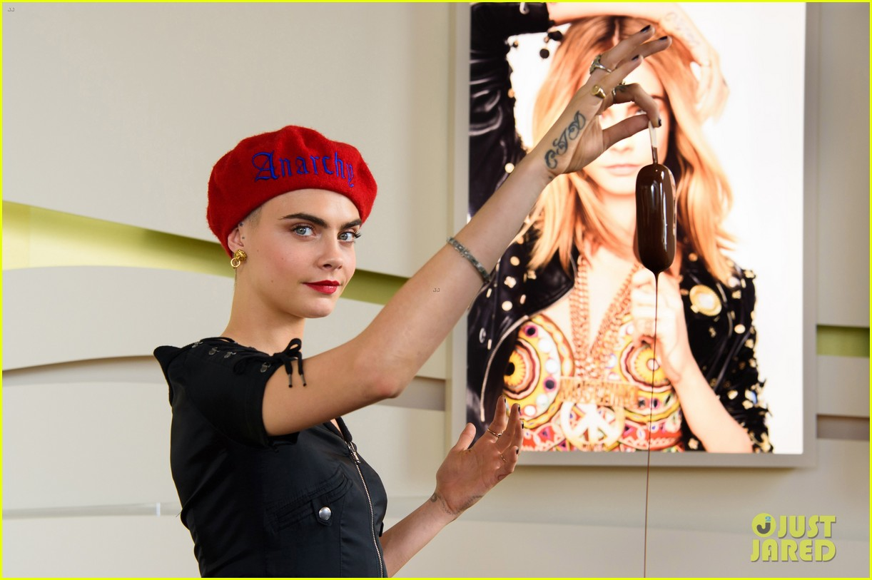 cara delevingne asked life in a year directors if she could shave her head for the role 14