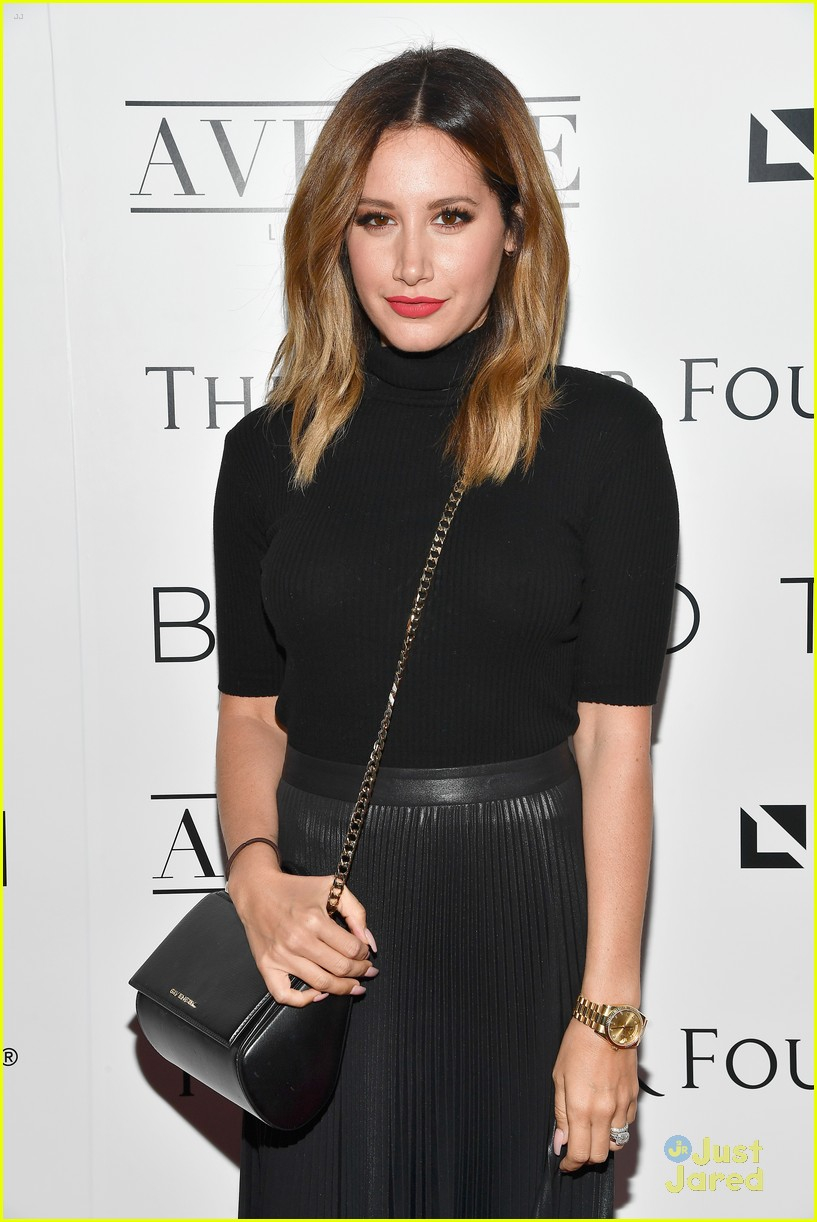 ashley tisdale christopher french beyond type event 04