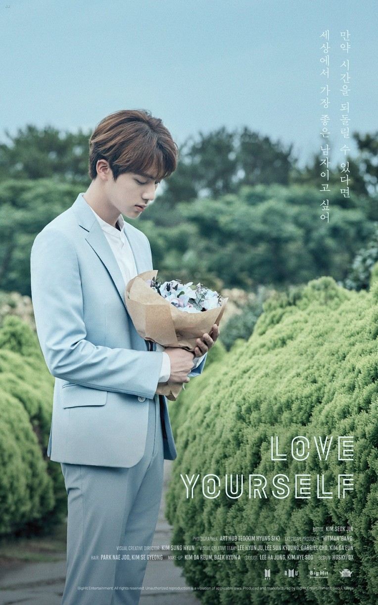 bts love yourself posters new music september 03