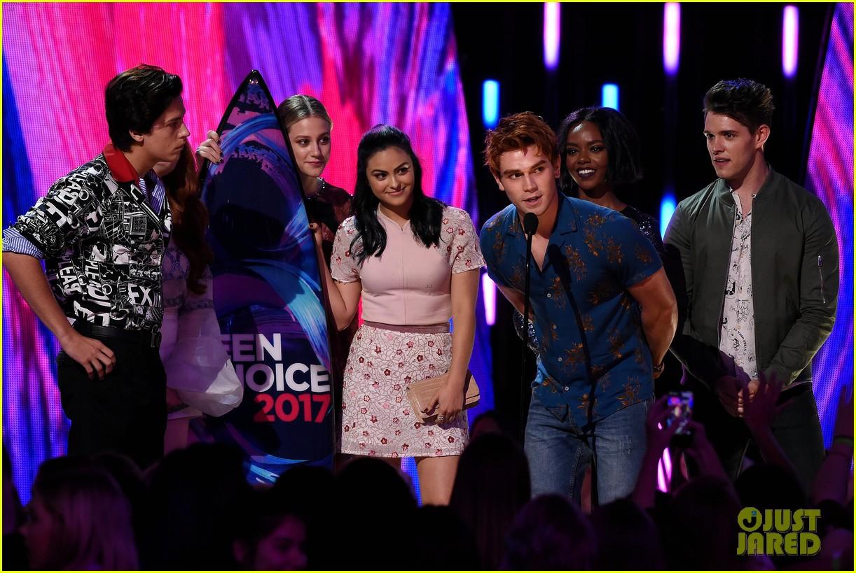Teen choice awards tv the point