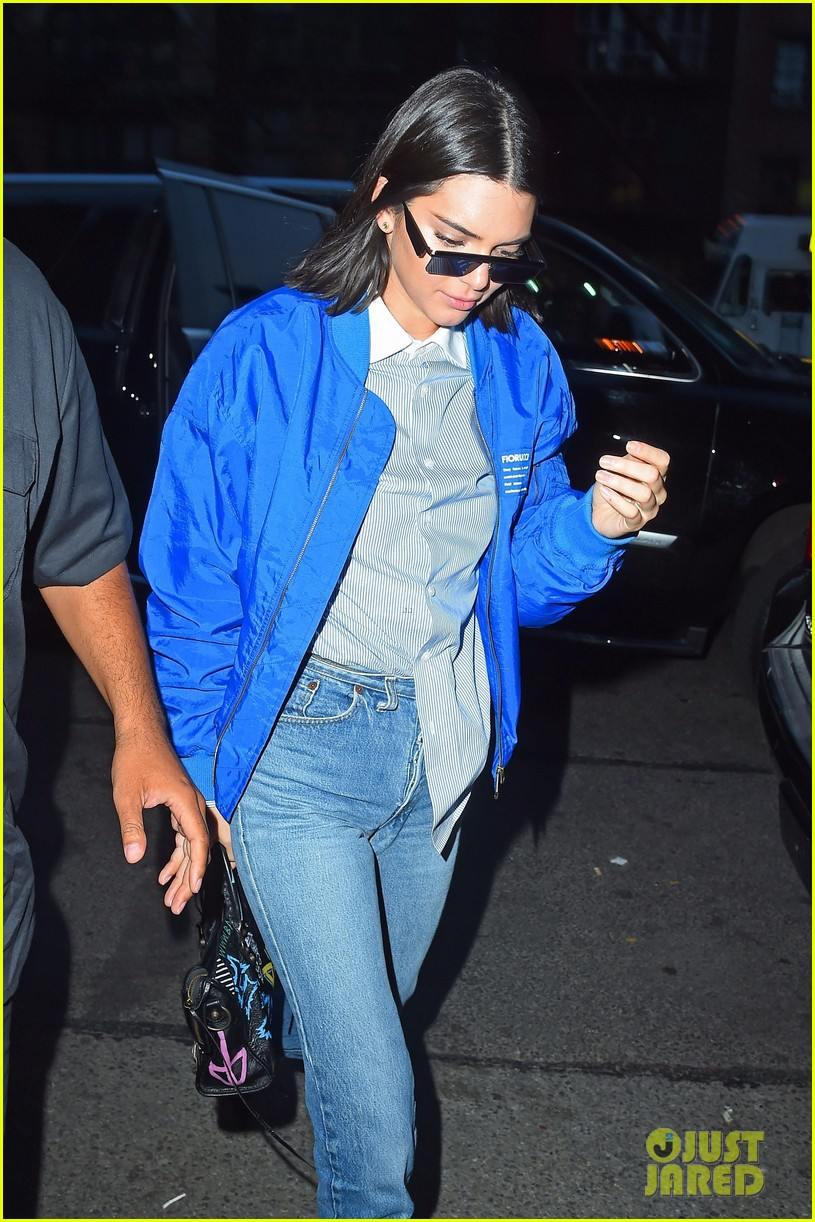 kendall jenner joins blake griffin for night out in nyc 04