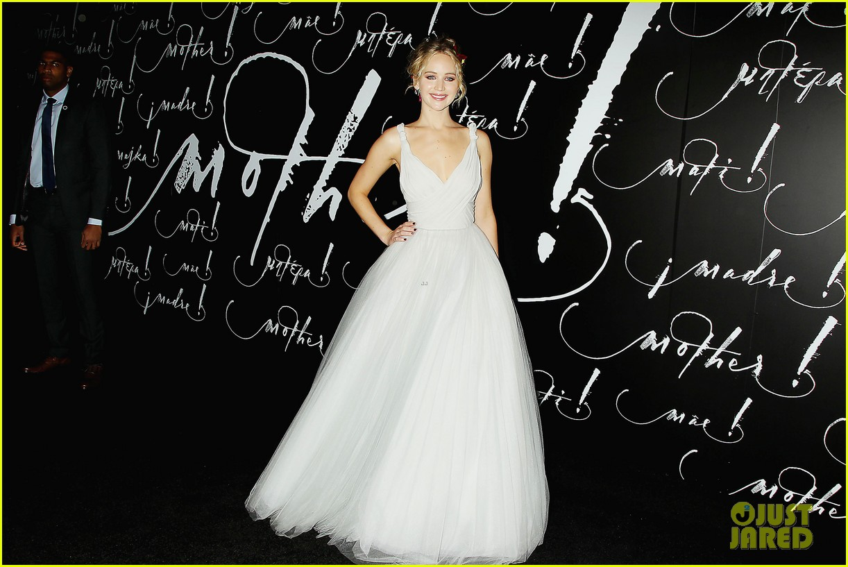 jennifer lawrence darren aronofsky mother nyc premiere 21