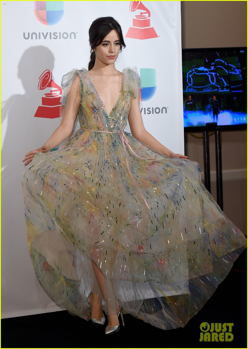 Camila Cabello, Sofia Carson, & Sofia Reyes Get Glam for ...