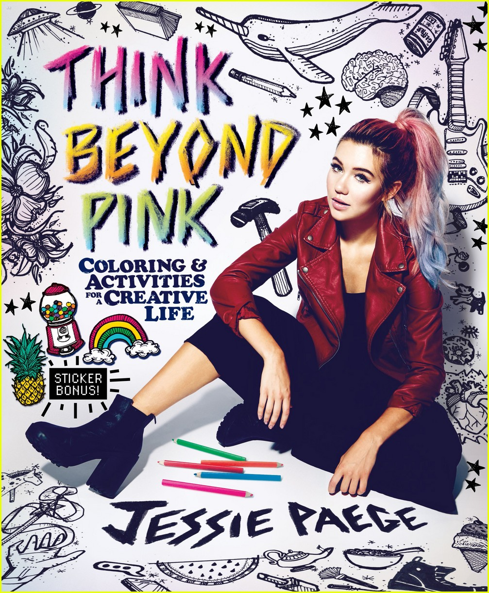 jessie paege book debut another book playlist 02
