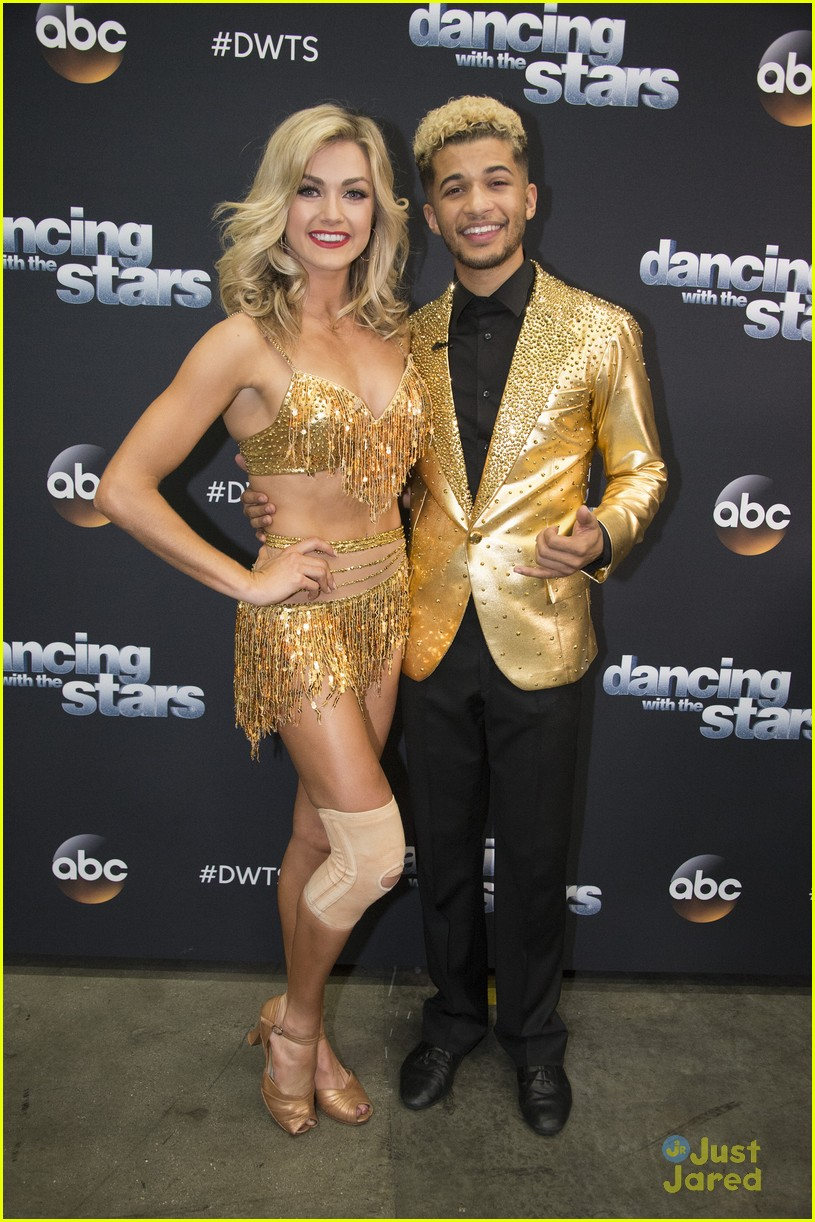 jordan fisher hurts lindsay arnold dwts reactions jive 02