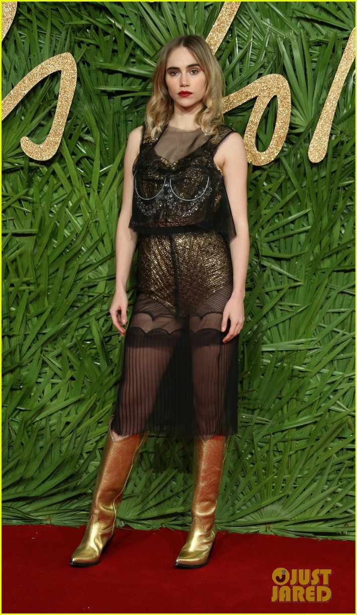 kaia gerber fashion awards 2017 07