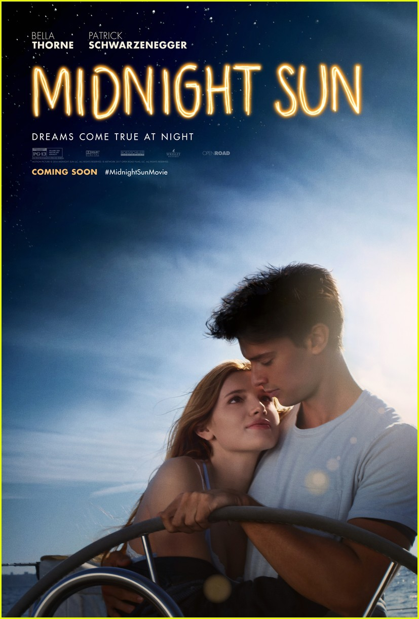 bella thorne patrick schwarzenegger midnight sun trailer 02