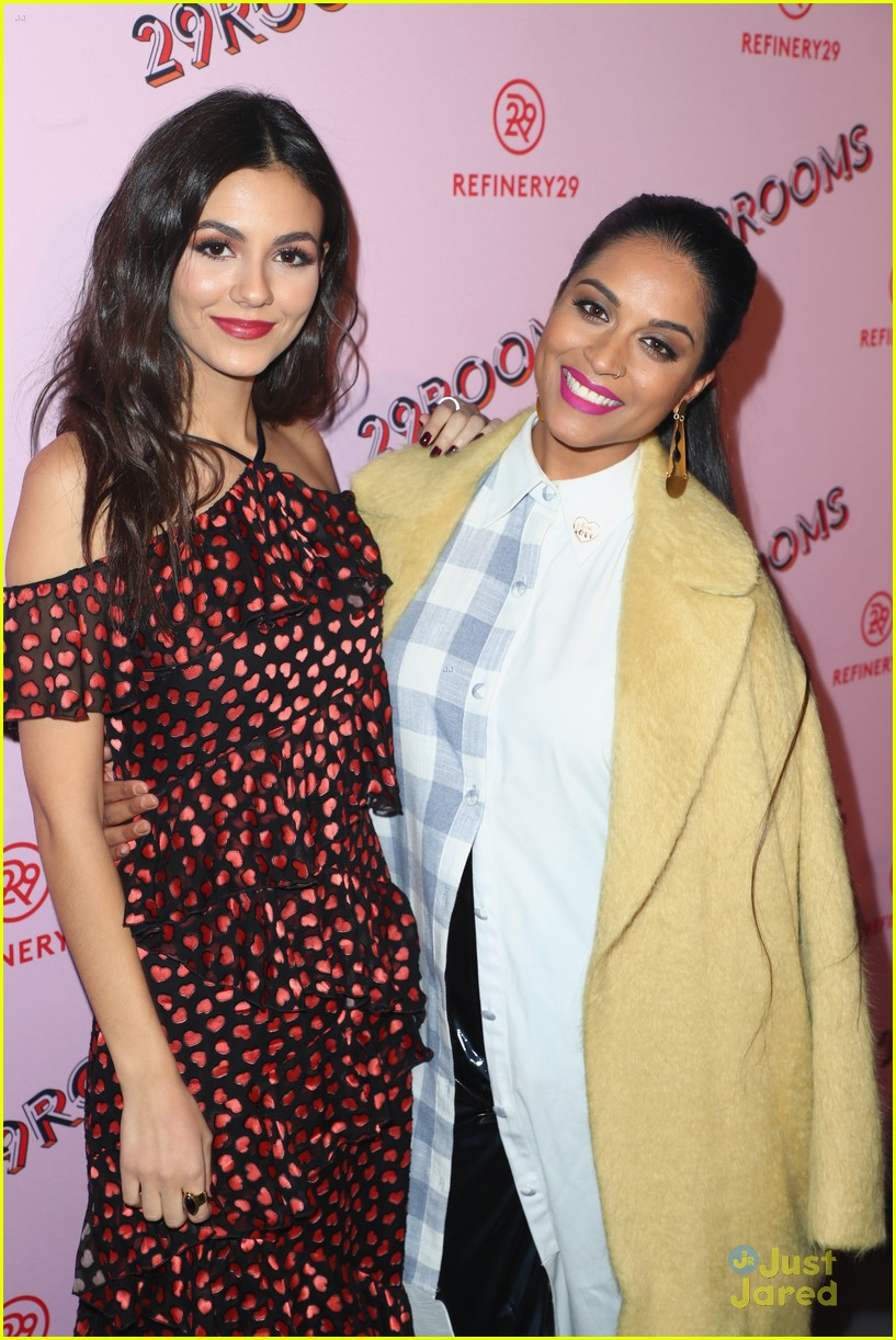 victoria justice lilly singh 29rooms music coming 01