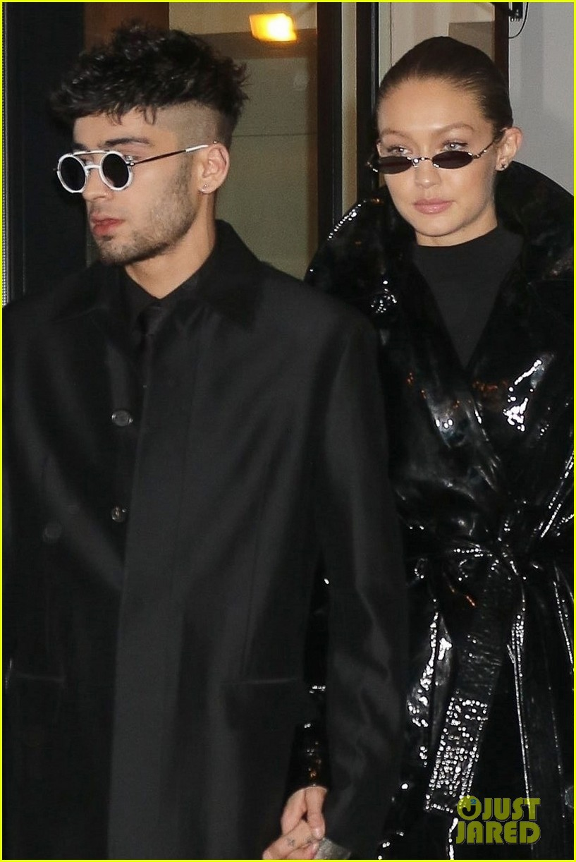 gigi hadid zayn malik birthday night out 06