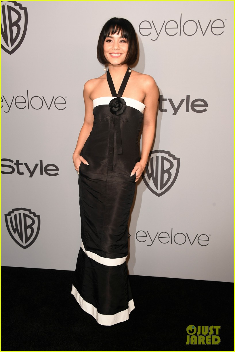 vanessa hudgens couple up for golden globes 2018 after party 03